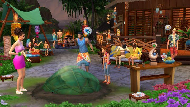 لعبة The Sims 4: Island Living Screenshots والتفاصيل الأولى كشفت - الصورة رقم 2