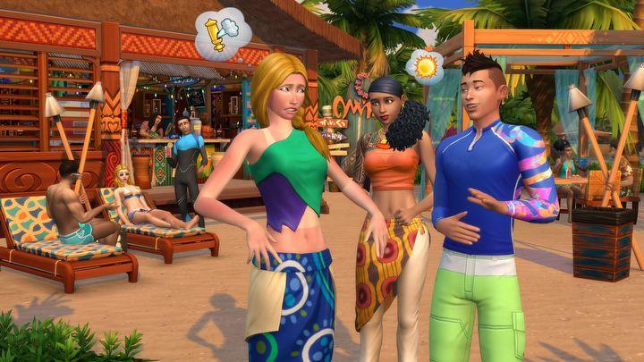 لعبة The Sims 4: Island Living Screenshots والتفاصيل الأولى - صورة رقم 4