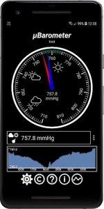 15 أفضل تطبيقات توقعات الضغط الجوي لأجهزة Android و iOS 26