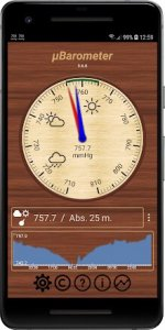 15 أفضل تطبيقات توقعات الضغط الجوي لأجهزة Android و iOS 25
