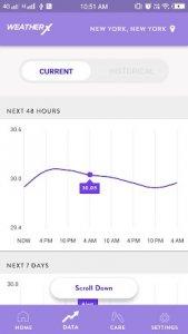 15 أفضل تطبيقات توقعات الضغط الجوي لأجهزة Android و iOS 29