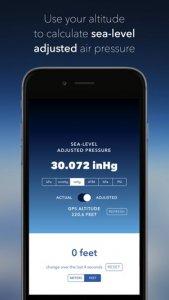 15 أفضل تطبيقات توقعات الضغط الجوي لأجهزة Android و iOS 35