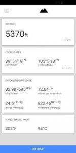 15 أفضل تطبيقات توقعات الضغط الجوي لأجهزة Android و iOS 39