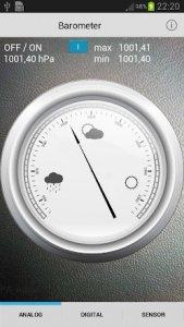 15 أفضل تطبيقات توقعات الضغط الجوي لأجهزة Android و iOS 48