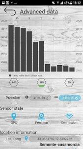 15 أفضل تطبيقات توقعات الضغط الجوي لأجهزة Android و iOS 52