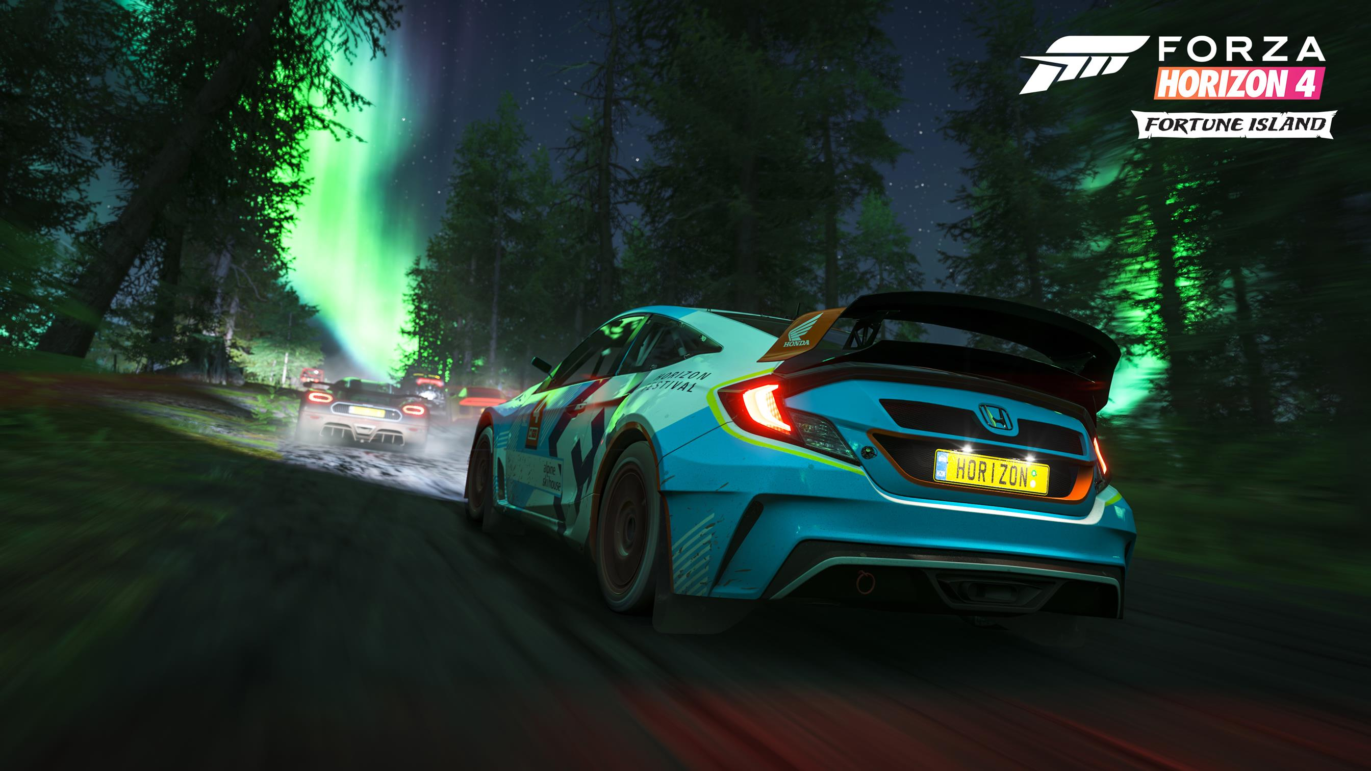 فورزا هورايزن 4: بعد عشرة أشهر ، تعد لعبة Playground Games 'racer الوحيدة الحصرية لأجهزة Xbox One 3