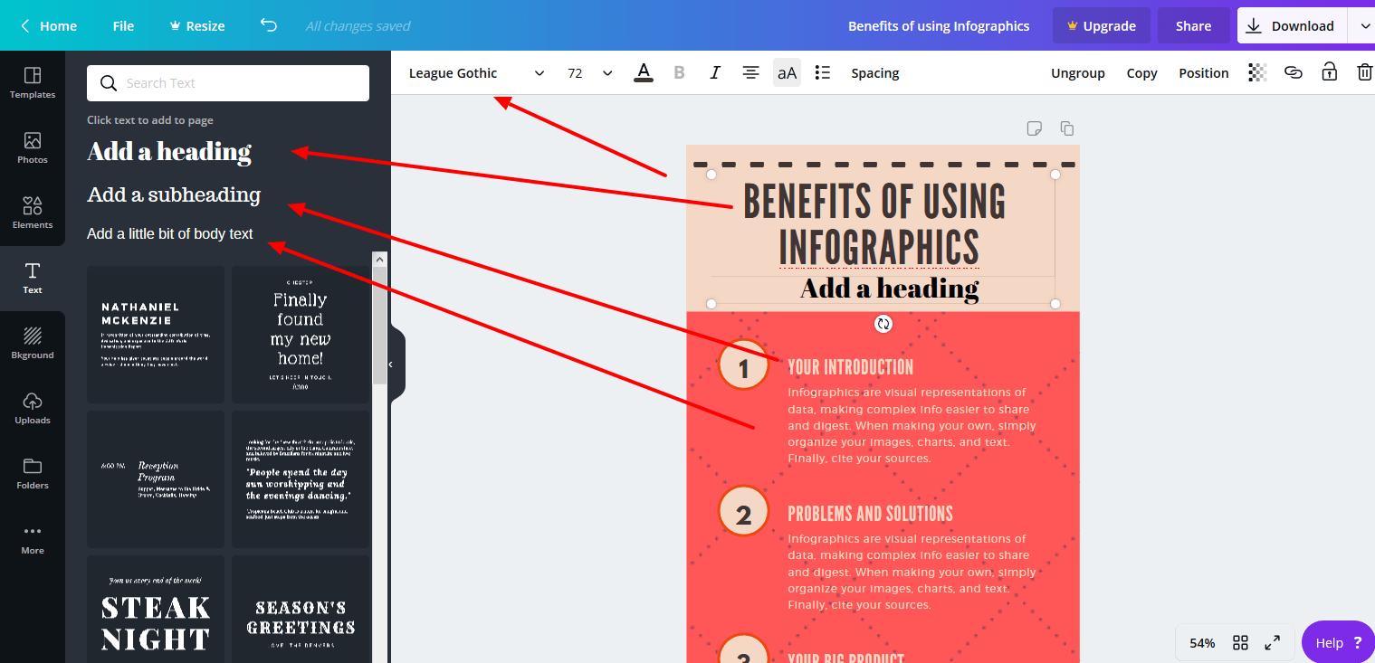 تعتبر الطباعة جزءًا مهمًا من كيفية إنشاء رسم تخطيطي