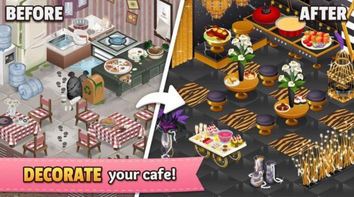 Cafeland: غش المطبخ العالمي: نصائح ودليل لبناء أفضل مقهى وتكوين صداقات كثيرة 4