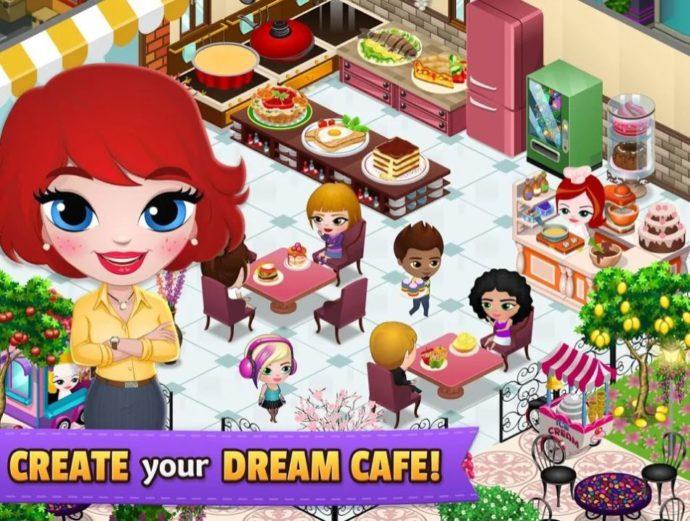 Cafeland: غش المطبخ العالمي: نصائح ودليل لبناء أفضل مقهى وتكوين صداقات كثيرة 5