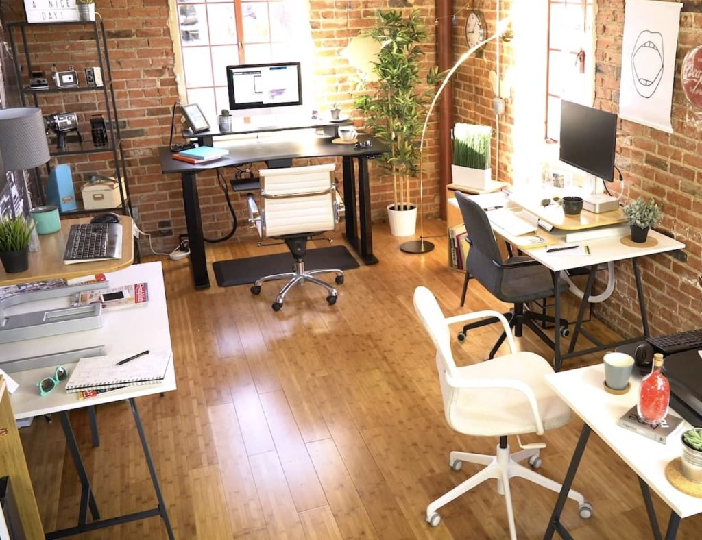 EvoDesk مكتب ارتفاع قابل للتعديل الإلكترونية