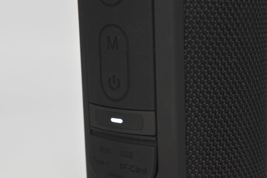مكبر صوت لاسلكي Tronsmart T6 Plus: تصميم محدث ، عناصر تحكم محسنة ، لكن ... 12