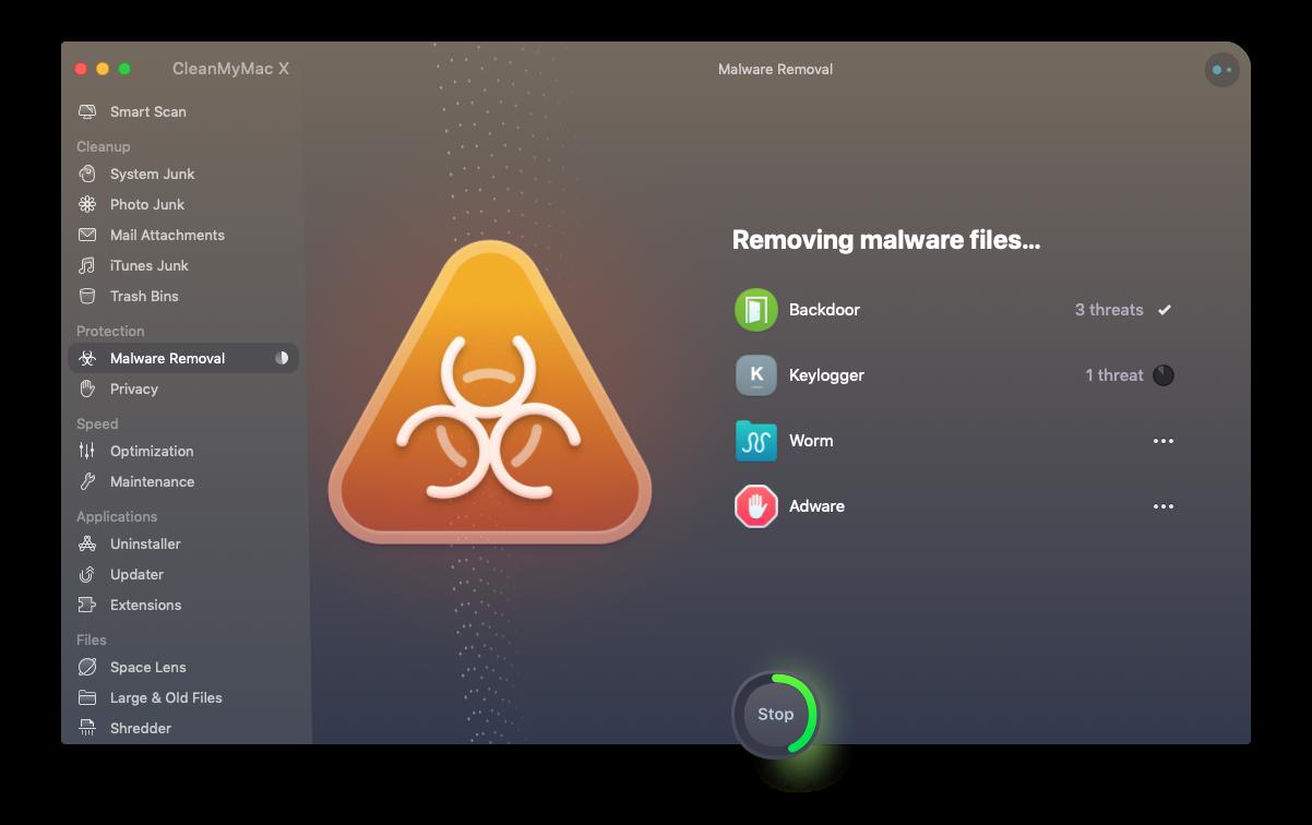 كيف يمكن إزالة البرامج الضارة لـ GoMovix بأمان من جهاز Mac؟ 5