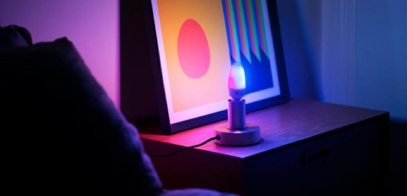 LIFX Candle Color و Z TV ، مصباحان ذكيان جديدان لهذا الخريف 1