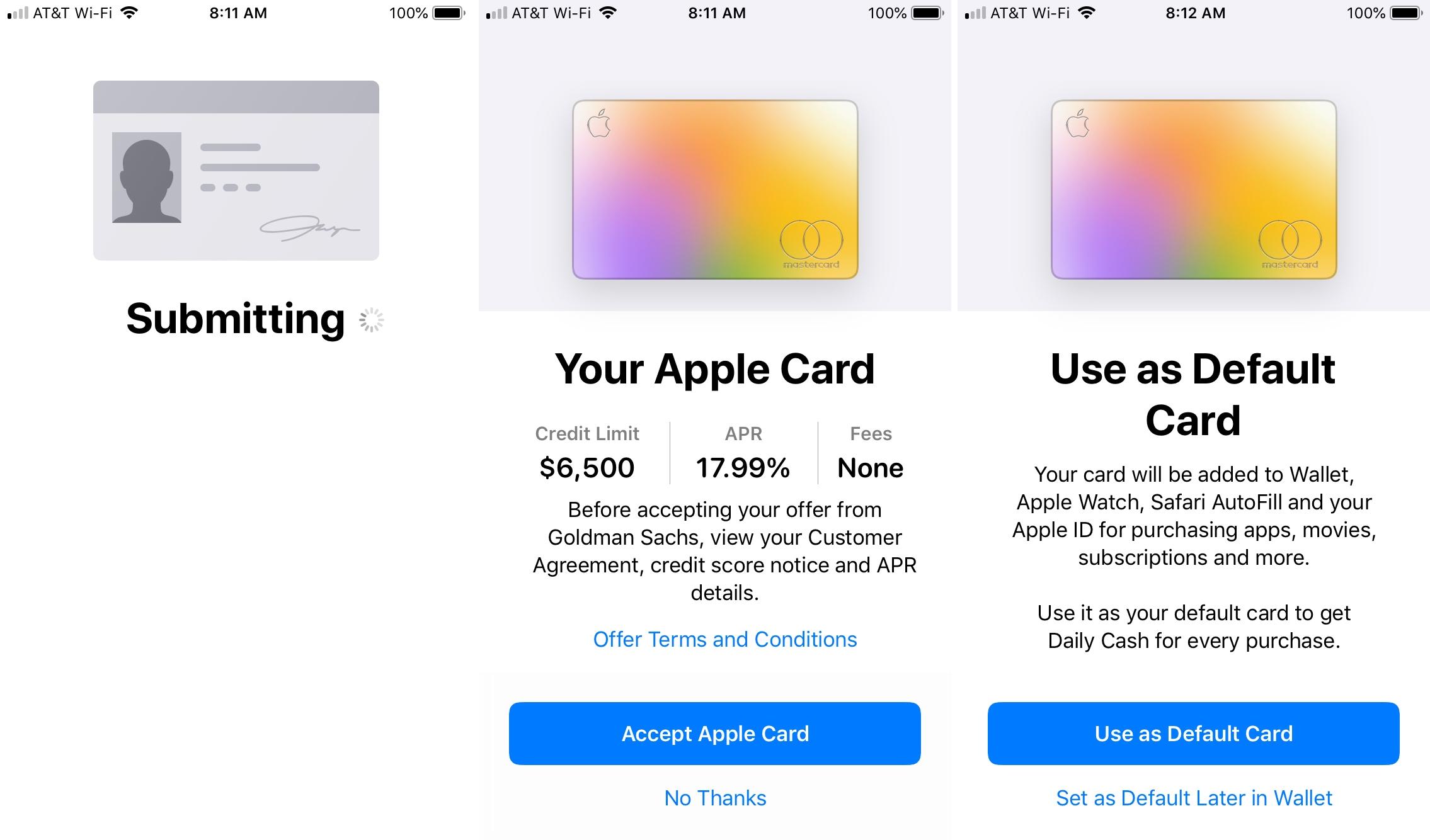 🥇 ▷ كيفية التقدم بطلب للحصول Apple بطاقة » ✅