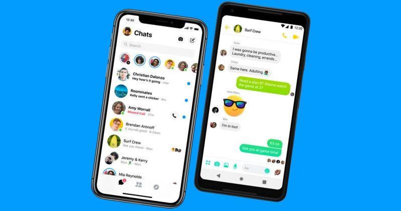 Facebook تبدو نظيفة حول الاستماع إلى صوت المستخدمين على برنامج Messenger 2