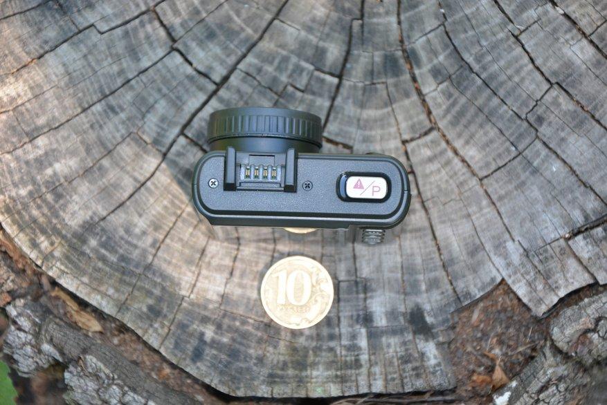 Tiny Vantrue N1 Pro dashcam مع وظائف لائقة جدًا 13