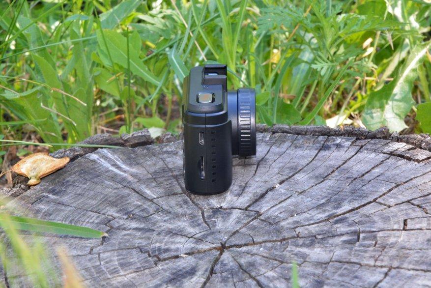 Tiny Vantrue N1 Pro dashcam مع وظائف لائقة جدًا 16
