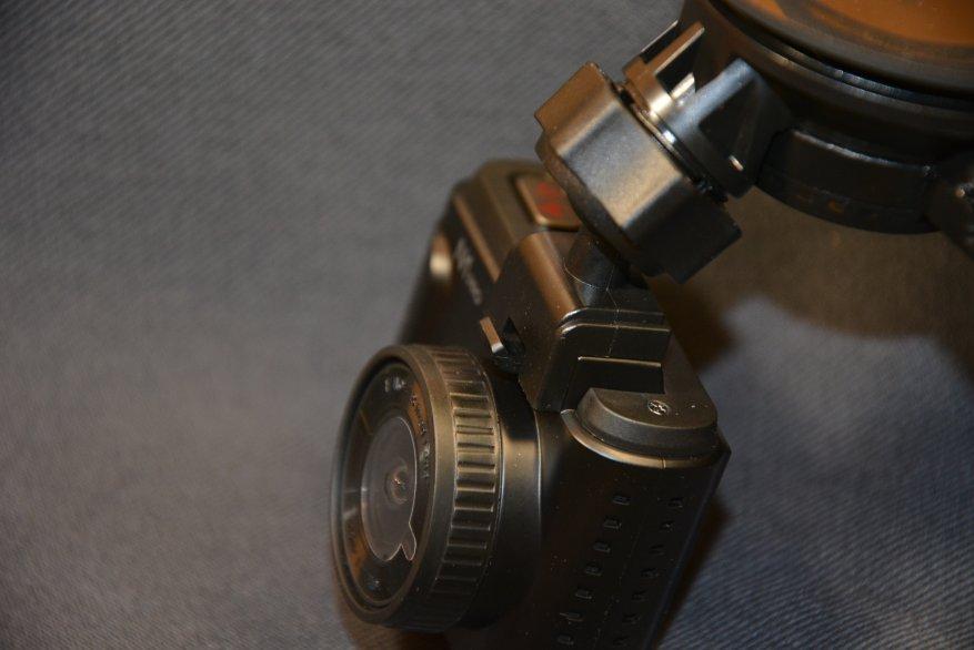 Tiny Vantrue N1 Pro dashcam مع وظائف لائقة جدًا 25