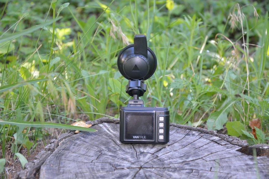 Tiny Vantrue N1 Pro dashcam مع وظائف لائقة جدًا 28