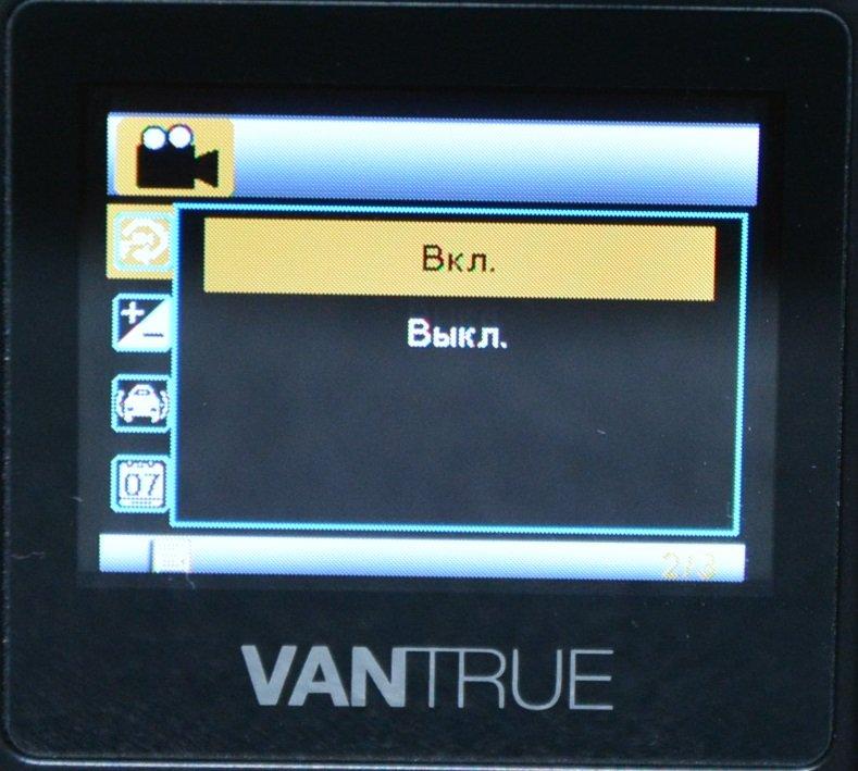 Tiny Vantrue N1 Pro dashcam مع وظائف لائقة جدًا 55