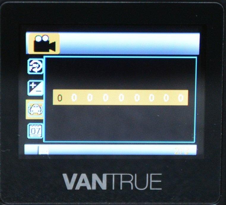 Tiny Vantrue N1 Pro dashcam مع وظائف لائقة جدًا 57