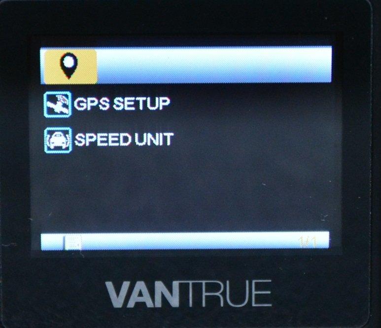 Tiny Vantrue N1 Pro dashcam مع وظائف لائقة جدًا 65