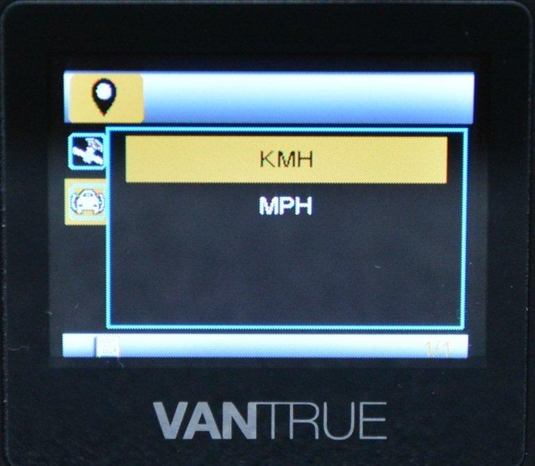 Tiny Vantrue N1 Pro dashcam مع وظائف لائقة جدًا 67