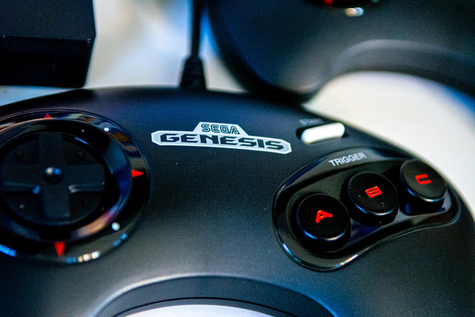 إن Sega Genesis Mini مستعدة لاستعادة إيمانك باللوحات الكلاسيكية 1