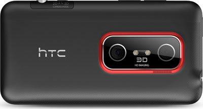 HTC EVO 3D مراجعة الهاتف الذكي 2
