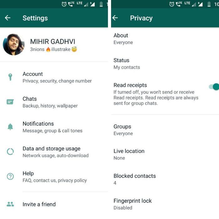 يمكن الآن لمستخدمي Beta تمكين فتح Fingerprint في WhatsApp 1
