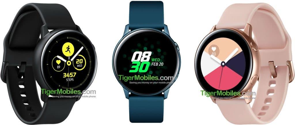 سامسونج Galaxy مرشحات رياضية بألوان مختلفة 2