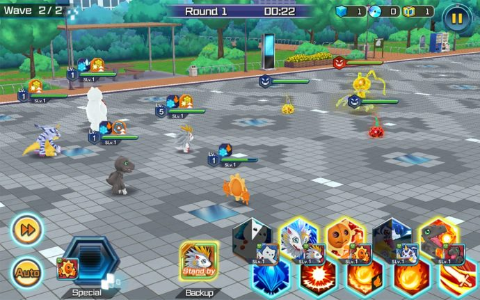 Digimon ReArise يأتي إلى المحمول في وقت لاحق هذا الخريف 2