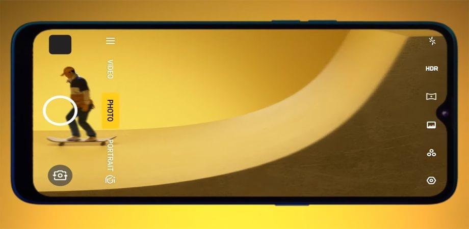 Realme 5 و 5 Pro: تصميم ومزيد من التفاصيل في العراء 2