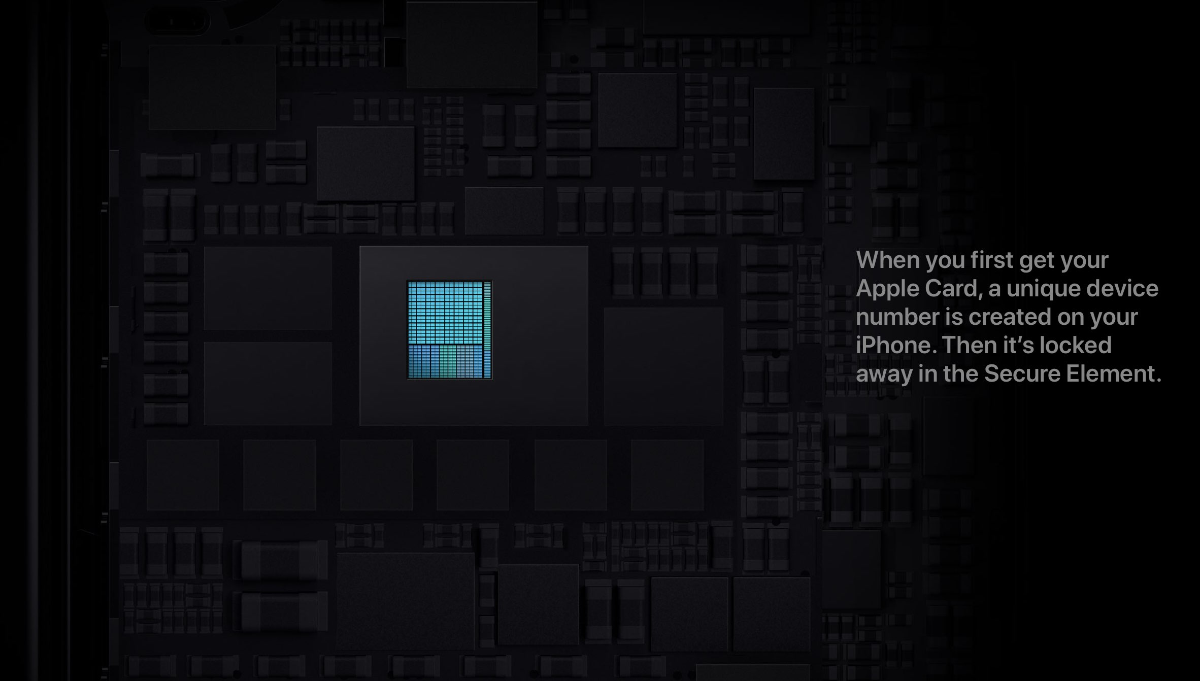 كيفية طلب جديد Apple رقم البطاقة لاستخدامها على شبكة الإنترنت 1