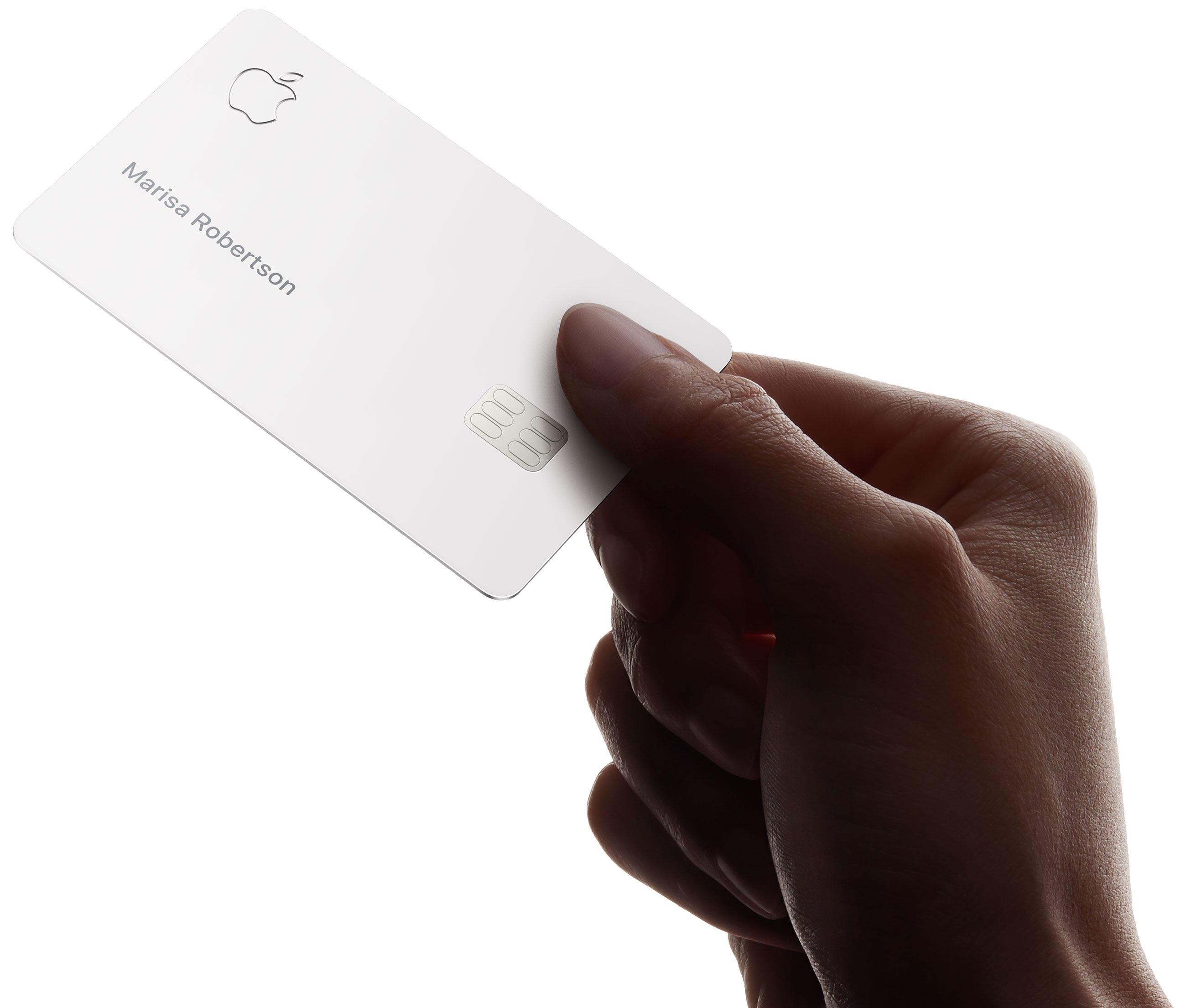 طلب جديد Apple رقم البطاقة