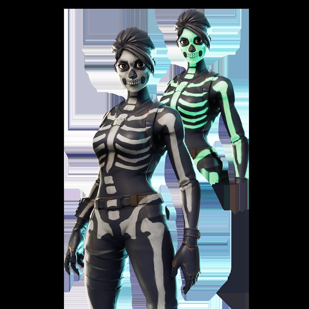 Fortnite Skin - Skull Ranger