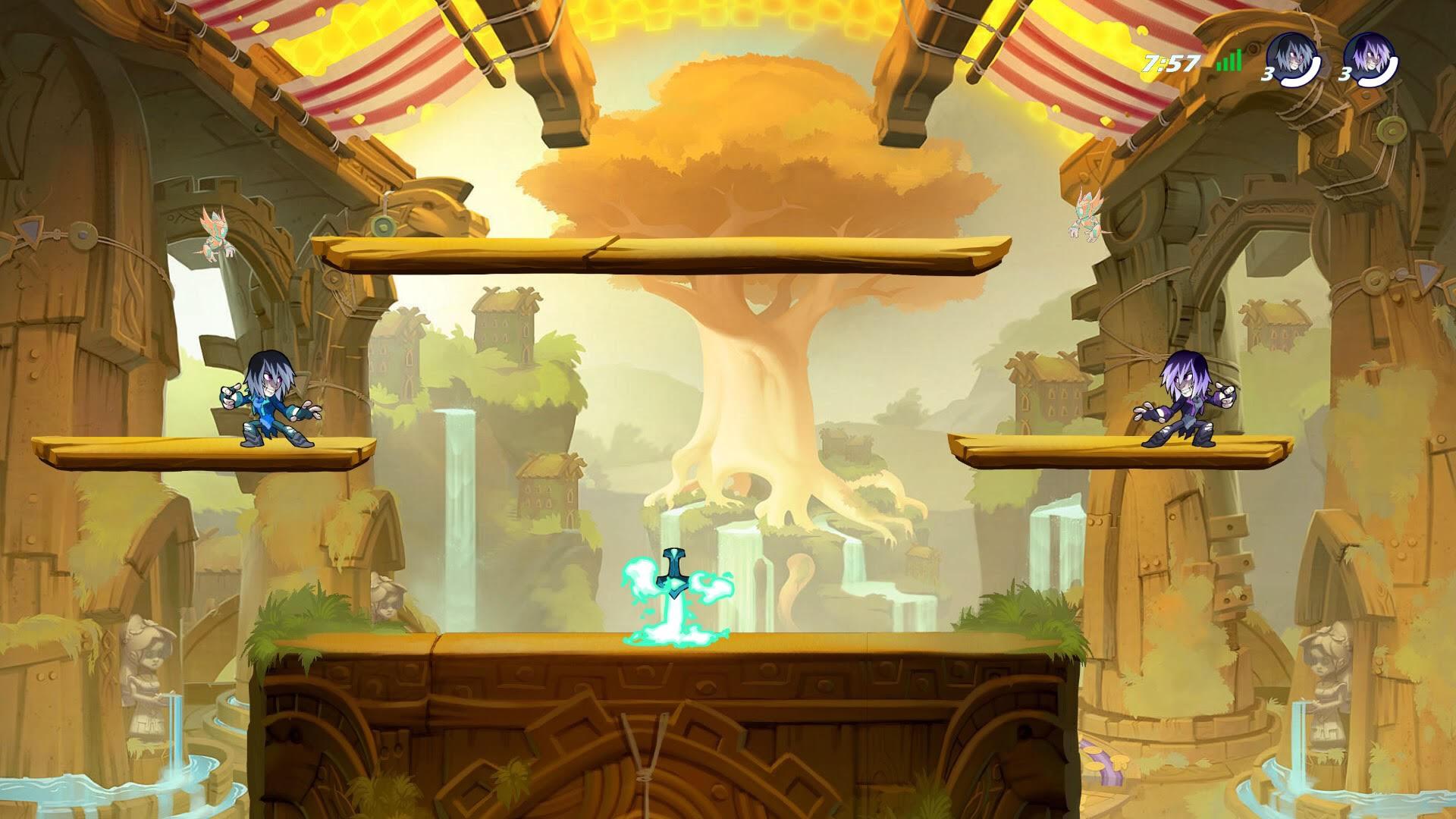 ما تحتاج لمعرفته حول Brawhalla ، البديل Super Smash Bros. يمكنك اللعب مجانًا 3