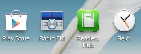 راديو لسامسونج S6 دون الإنترنت