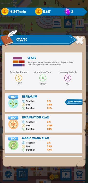 الخمول مدرسة نصائح المعالج: غش ودليل لبناء مدرستك الخاصة من السحر 4