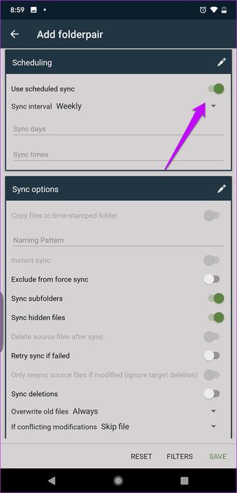 كيفية مزامنة الملفات والصور تلقائيًا إلى Google Drive على Android 7