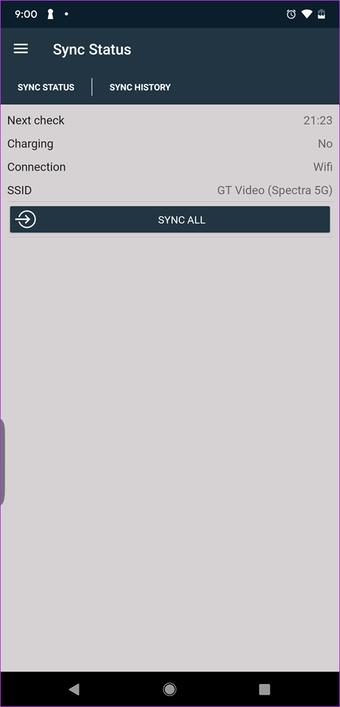كيفية مزامنة الملفات والصور تلقائيًا إلى Google Drive على Android 11