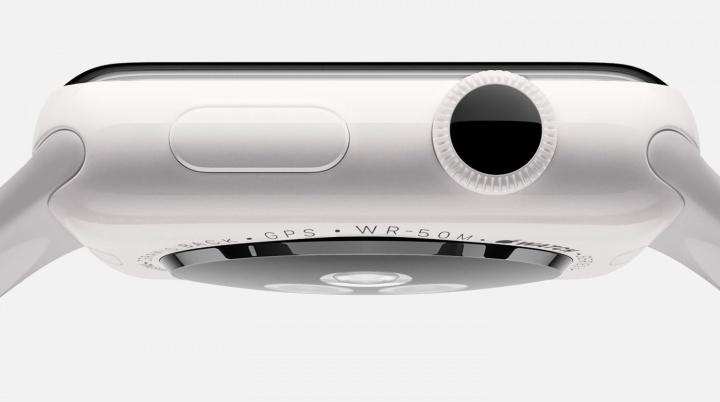 Apple Watch سيكون لديك نسختين جديدتين ، واحدة من السيراميك والآخر من التيتانيوم 3