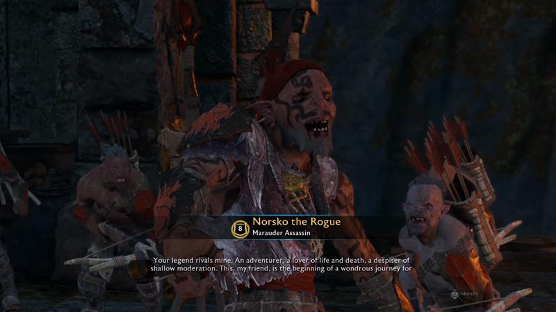 Middle-earth: Shadow of War's خمسة Funcest Orc Types 5