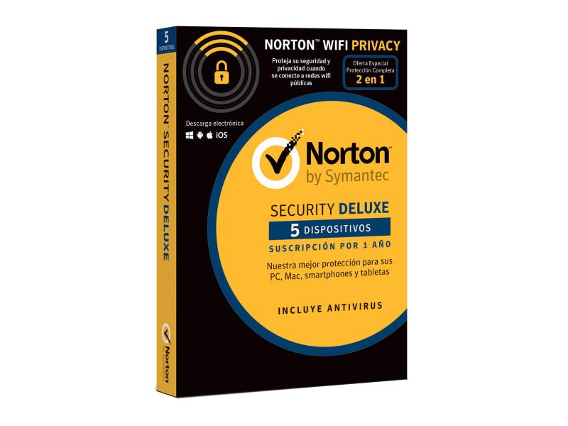نورتون واي فاي مكافحة الفيروسات