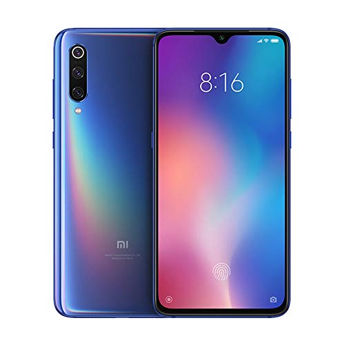 هاتف ذكي Xiaomi Mi 9 و 6 جيجابايت من ذاكرة الوصول العشوائي و 128 جيجابايت من ذاكرة ROM و 6.39