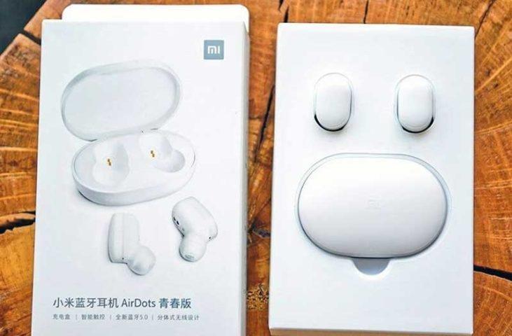 سماعات رأس لاسلكية مع Aliexpress: مراجعة سماعة Xiaomi Mi AirDots 1
