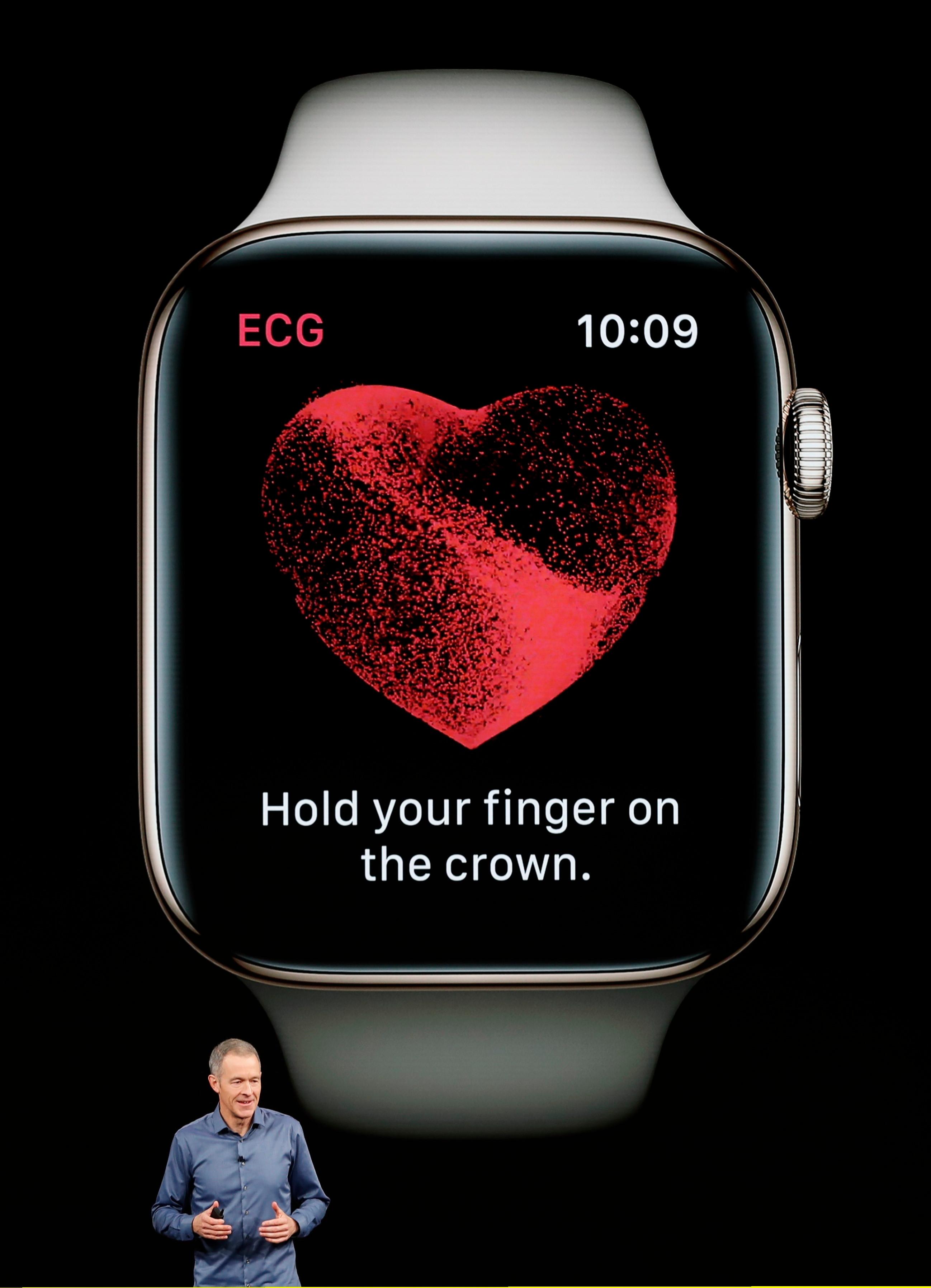نحن نتوقع نسخة جديدة من Apple Watch أن يتم كشف النقاب عنها أيضًا