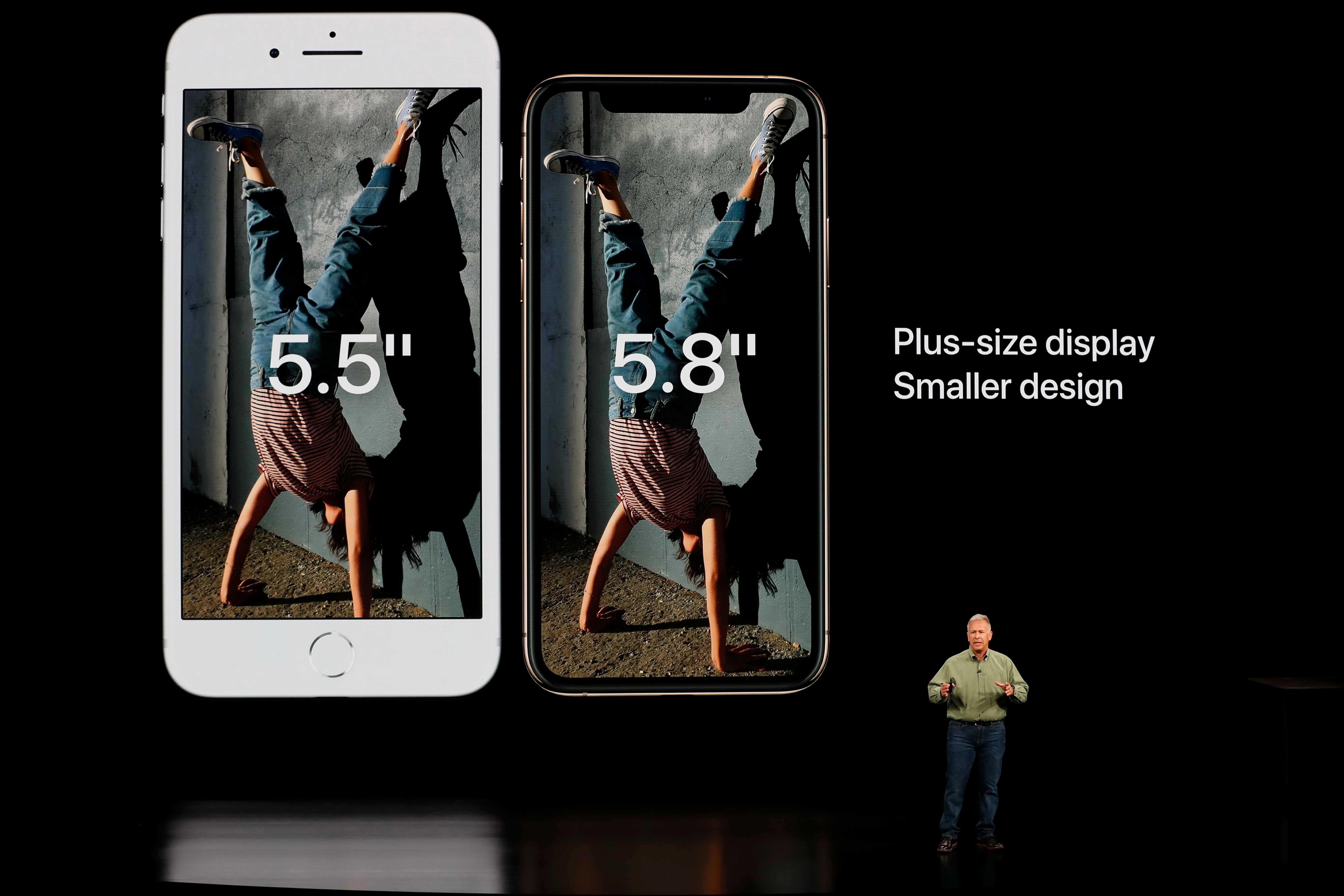 أكبر 2019 iPhone يمكن أن يكون أكبر من Apple2018 نماذج ، وفقا لشائعات عن 6.7 بوصة المحمول