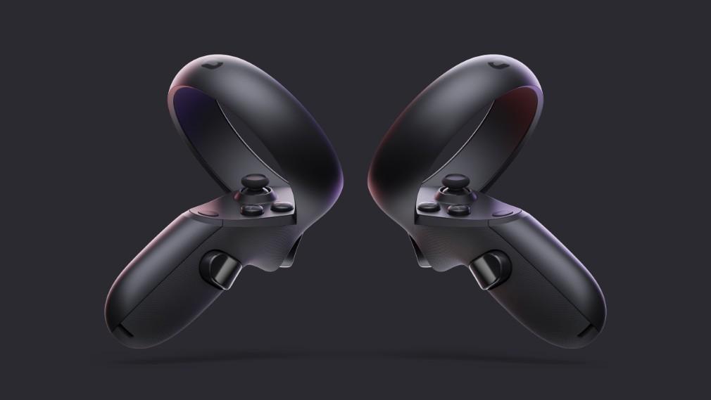 صورة Oculus Quest - وحدات التحكم