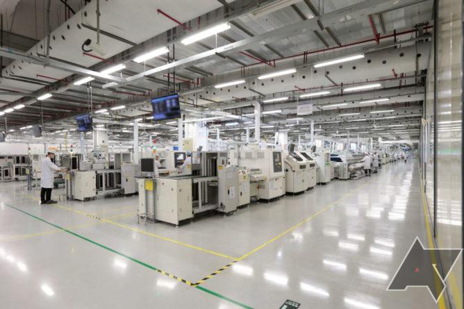داخل Huawei: من قرية أوروبية في الصين إلى مصنع للهواتف الذكية 11